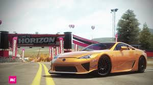 lexus cars 2012 forza horizon cars