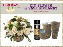 Birch Bark Vases Diy Flower And Vase Giveaway Win 150 Of Flowers U0026 More