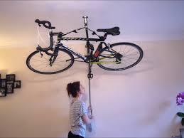 Bicycle Themed Home Decor Stowaway Bike Storage System U2014 How It Works Business Insider