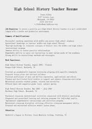 Job History On Resume by Education History On Resume Resume For Your Job Application
