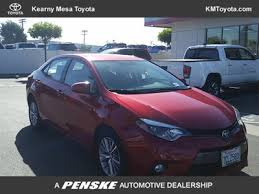 used car from toyota used cars for sale serving kearny mesa san diego ca kearny