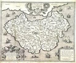 Shannara Map Mapsburgh U2014 One Of The Earliest Books Describing A Fictional