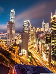 hong kong city nights hd wallpapers hong kong harbour night lights 4k hd desktop wallpaper for 4k
