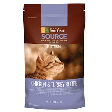 simply nourish source high protein kitten food cat food review