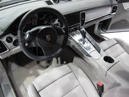 black porsche panamera interior porsche panamera s hybrid 2012 the anti co2 scoopcar com