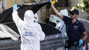 code rome femme de chambre italie jambes de femme découvertes à rome le frère de la victime