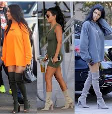 dress shoes kourtney kardashian boots thigh high boots