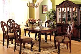 bedroom fascinating antique dining room table and chairs for