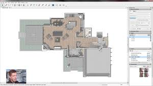 layout floor plan sketchup for construction documentation layout floor plans