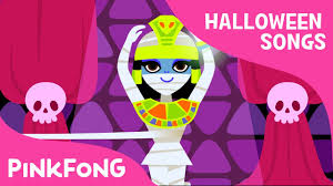 halloween monsters background monster shuffle halloween songs pinkfong songs for children