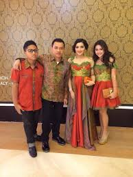wedding dress nagita slavina ananghermansyah on happy wedding raffi nagita w
