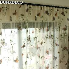 popular curtains cheap sheer curtains fantastic sheer butterfly curtains ideas with