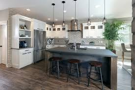 industrial kitchen cabinets kitchen industrial with metal bar