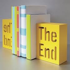 Unusual Bookends 17 Quirky Cool Bookends To Organize Your Shelves In Style Huffpost