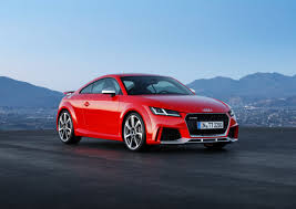 world premiere audi tt rs coupe and roadster