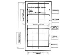 window measurements how to measure window and door size for window bars