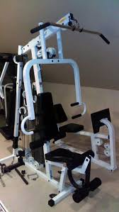 best tuff stuff muscle iv home gym w leg press for sale in