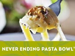Olive Garden Never Ending Pasta Bowl Is Back - charming endless pasta bowl dates 2017 contemporary best image
