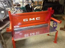 Bench Made From Tailgate 80 Best