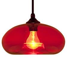 Drum Shade Pendant Light 15 Inspirations Of Red Drum Pendant Lights