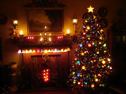 contemporary decoration light tree vintage style