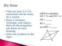 do now take out your 5 5 5 6 worksheet and be ready for a stamp