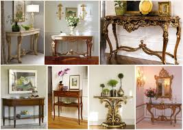 consoles carved console tables and inlaid console tables