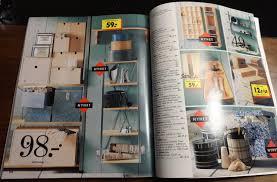 ikea katalog 1994 mycket fint skick på tradera com priskuranter och