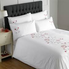 embroidered duvet cover sets sweetgalas