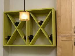 how to build a wine rack in a cabinet wine rack video diy
