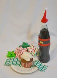 santa coke bottles u0026 coke cupcakes