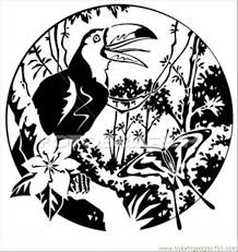 free rainforest coloring pages free printable coloring page