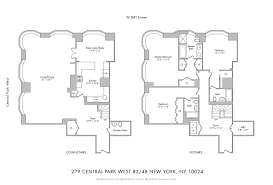 streeteasy 279 central park west in upper west side 3b sales