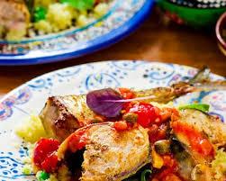 la cuisine juive tunisienne recette couscous au poisson spécialité juive de tunisie