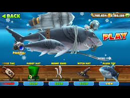 download game hungry shark evolution mod apk versi terbaru download hungry shark evolution v 4 1 2 unlimited coins gems god