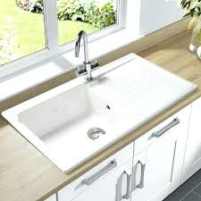 small sink kitchen perfect ideas long narrow bathroom sinks double