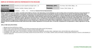 Military Civilian Resume Template Free Resume Help For Veterans Resume Template And Professional