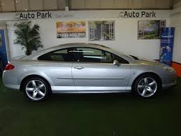 peugeot 407 coupe 2008 used peugeot 407 coupe for sale rac cars