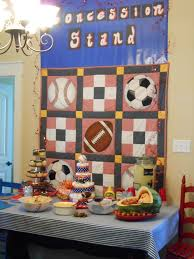 sport themed baby shower extraordinary sports themed baby shower ideas 88 for your