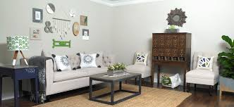 Diy Livingroom Living Room Collaboration U0026 A Stenciled Crate Accent One Artsy Mama