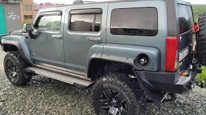 humvee side view h3 north style hummer h3 modified for off road russia kamchatka
