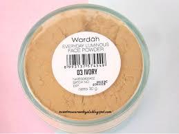 Bedak Tabur Wardah Anti Acne review wardah everyday luminous powder til cantik
