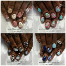 Los Angeles Hair Extensions by Gel Nail Extensions Los Angeles Another Heaven Nails Design 2016