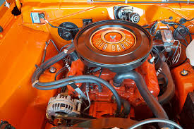 1970 dodge dart specs 1970 dodge dart 340 orange engine detail kimballstock