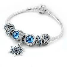 pandora blue charm bracelet pancharmbracelets