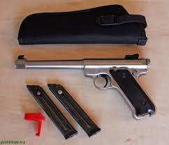 ruger mark ii target stainless 22lr in savannah georgia gun