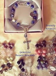 beautiful rosaries beautiful rosary bracelets handcrafted in semi precious gemstones