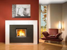 Wohnzimmer Modern Mit Ofen Postbank Feuer Und Flamme Für Wohlige Wärme