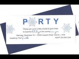 christmas dinner invitation wording work christmas party invitation wording youtube