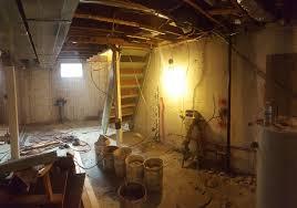 Leaky Basement Repair Cost by Residential Waterproofing Basement Waterproofing Edmonton Sump